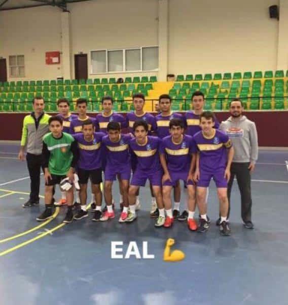 Futsal takımımız